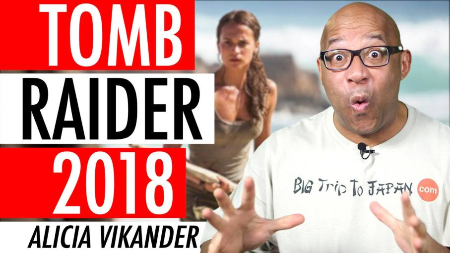 Alicia Vikander Lara Croft Tomb Raider Movie 2018 - Hollywood Japan Movie Storyline 2018 🎥 🇯🇵 🧗