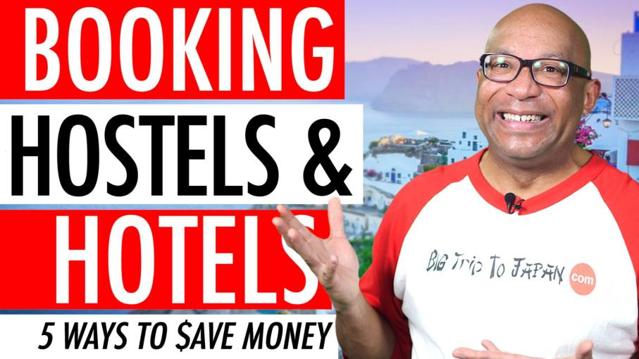 Booking Hostels And Hotels And Planning Your Trip On A Budget 2018 - 5 Tips To Save Your Money 💲 💰 💵