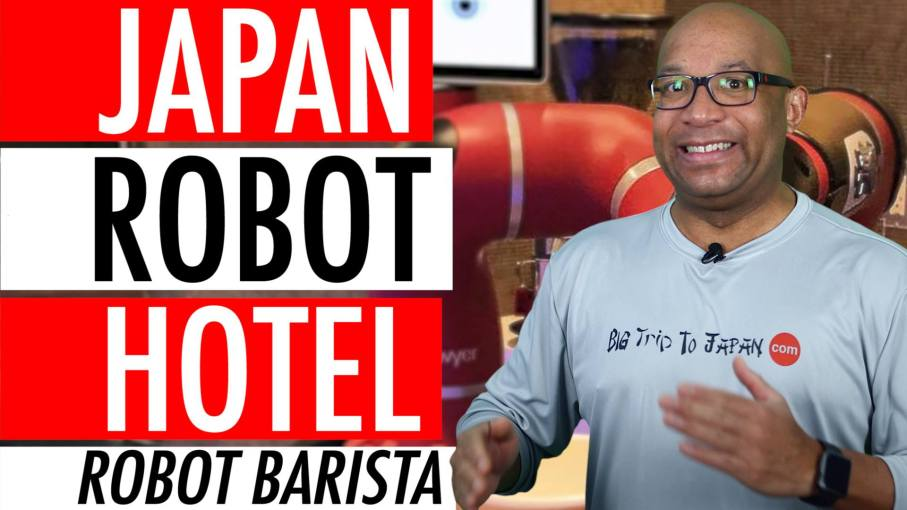 Henn Na Hotel Japan Robots 2018 - Japan Robot Hotel To Add Robot Barista To Serve Coffee 🇯🇵 🤖 🏨