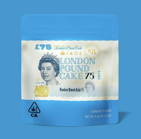 Buy London Pound Cake