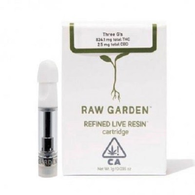 Raw Garden Live Resin Cartridge