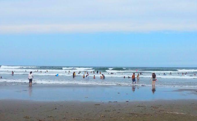 鹿島灘の荒波