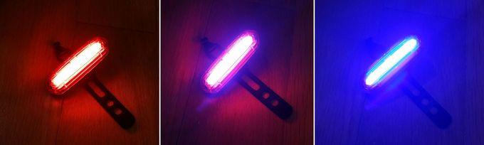 Teyimo 自転車テールライト の光色