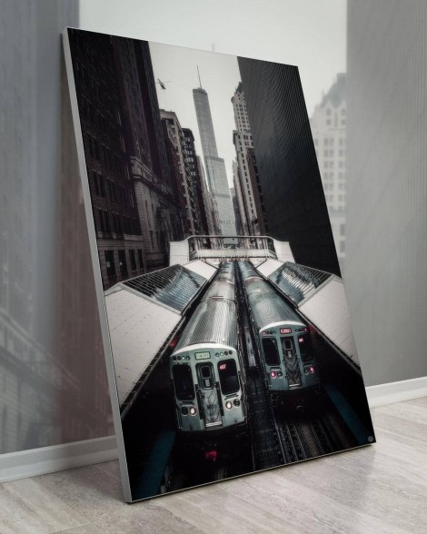 Gigantic-Wall-Decor-Scott-Wilson-scottys.frames-Chicago-Trains-