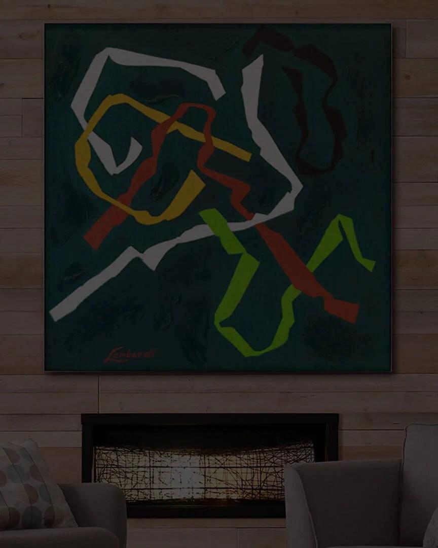 Big Abstract Wall Art Huge Decor Prints