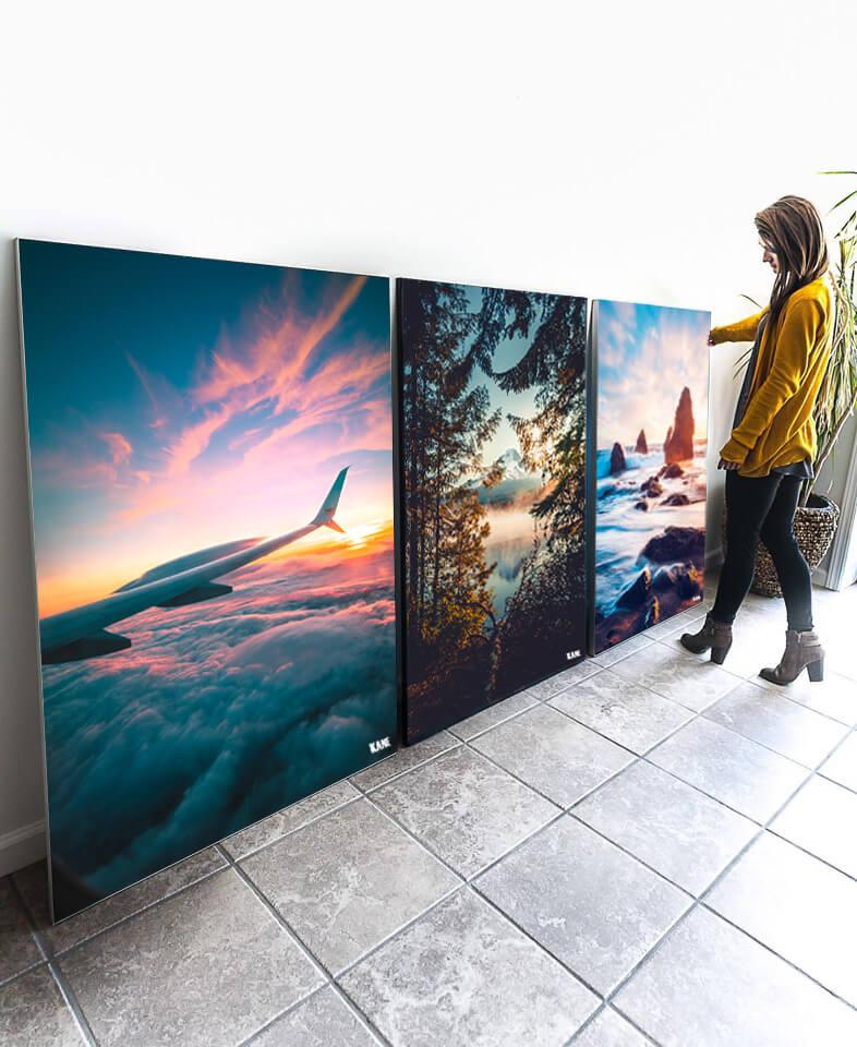 Extra Large Wall Art Nature Artwork