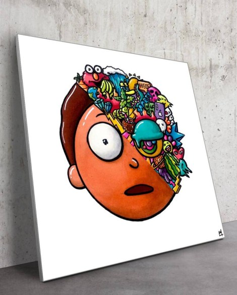 Large-Rick-and-Morty-Art