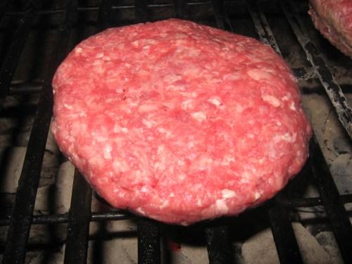 Burger Close-up Goodness!