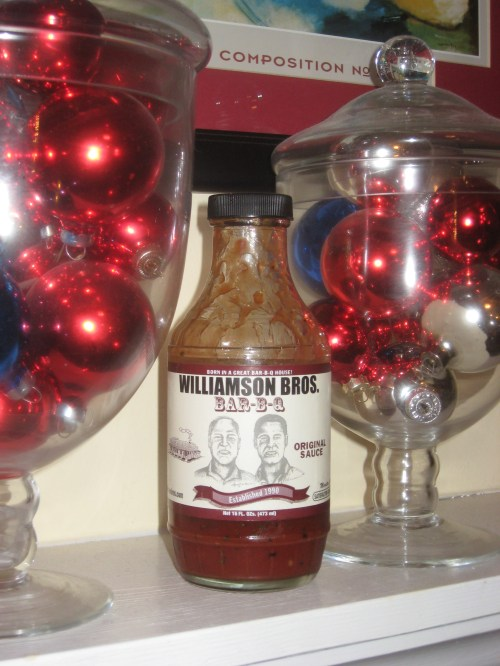Williamson Bros. Original BBQ Sauce