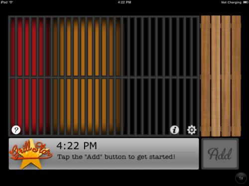 GrillStar (on iPad, upscaled graphics)