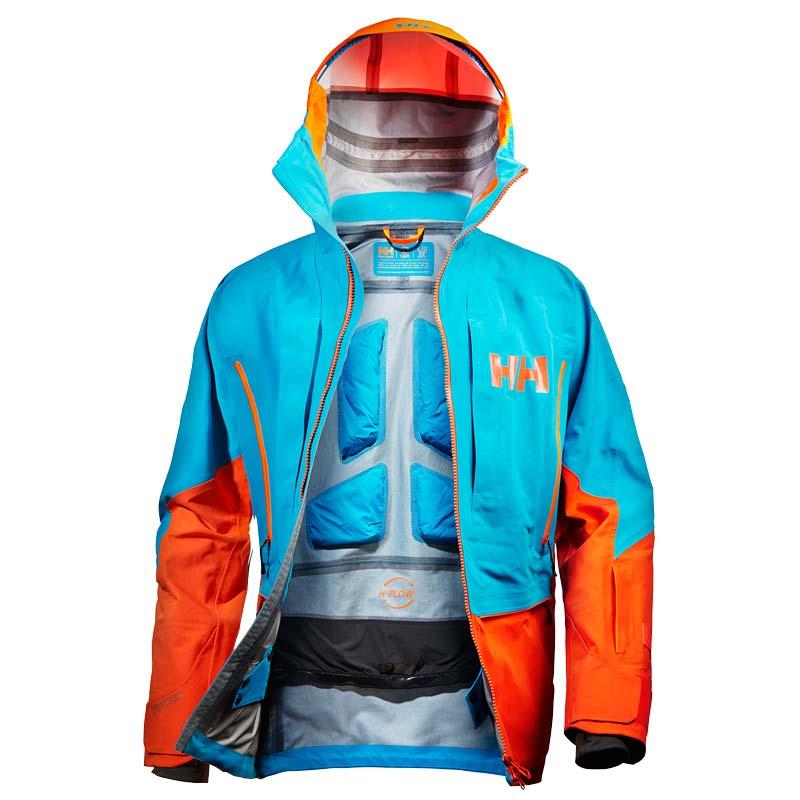 Helly Hansen jackets weight and insulation