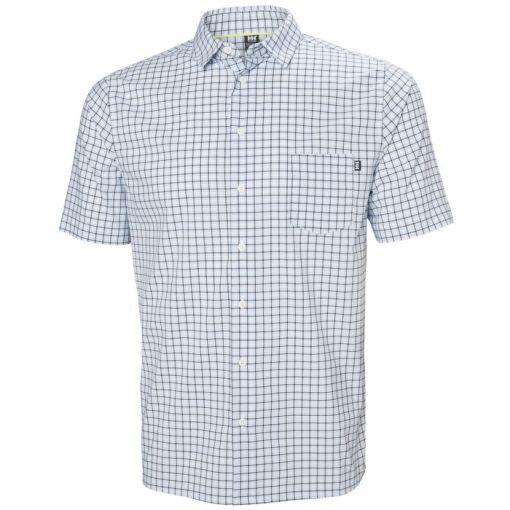 Helly Hansen Mens Fjord Qd Short Sleeve Shirt