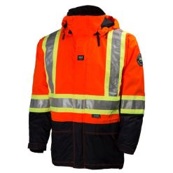 Men's orange Potsdamn 3-In-1 Jacket