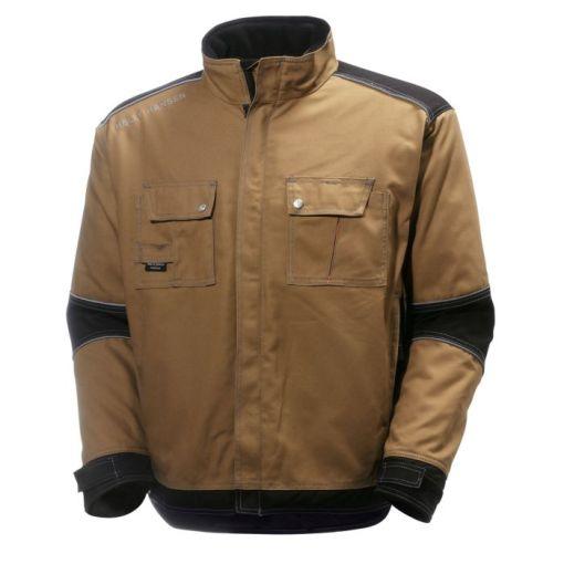 Mens workwear timber black jacket