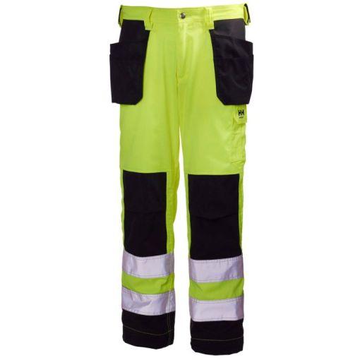 Men's Alta yellow Construction Pant