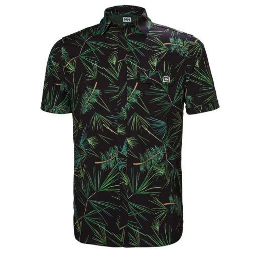 Helly Hansen Mens Oya Short Sleeve Shirt