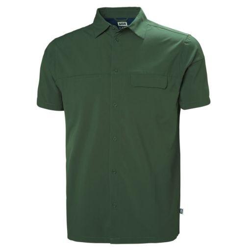 Helly Hansen Mens Verven Short Sleeve Shirt