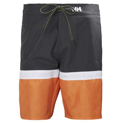 men's black and orange workwear Trunk