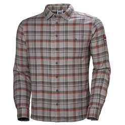 Helly Hansen Mens Norse Collection 1877 Flannel Longsleeve Shirt