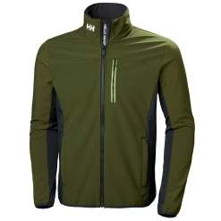 Helly Hansen Mens Crew Series Softshell Jacket