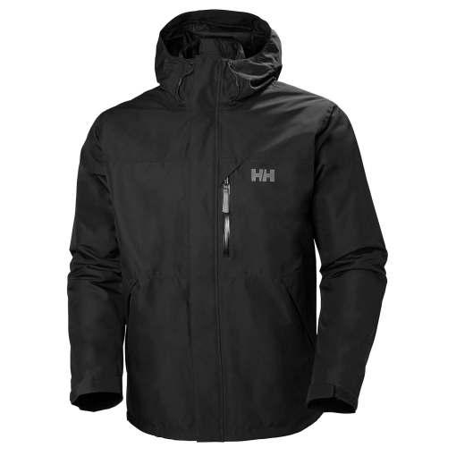 Helly Hansen Mens Urban Rainwear Squamish Cis Rain Jacket