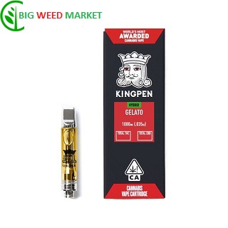 Gelato Vape Cartridge