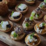 Canapes on Arrival Hen Party York
