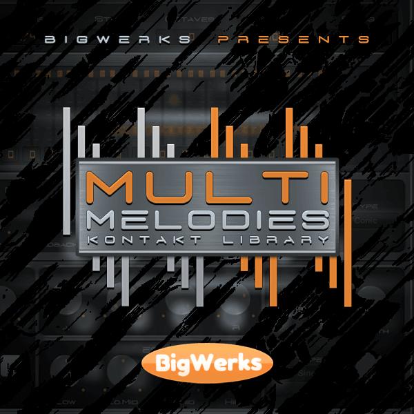 Multi Melodies Kontakt Library 1