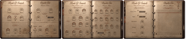 Book Of Sounds Kontakt Library 2