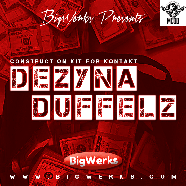 Dezyna Duffelz Construction Kit 1