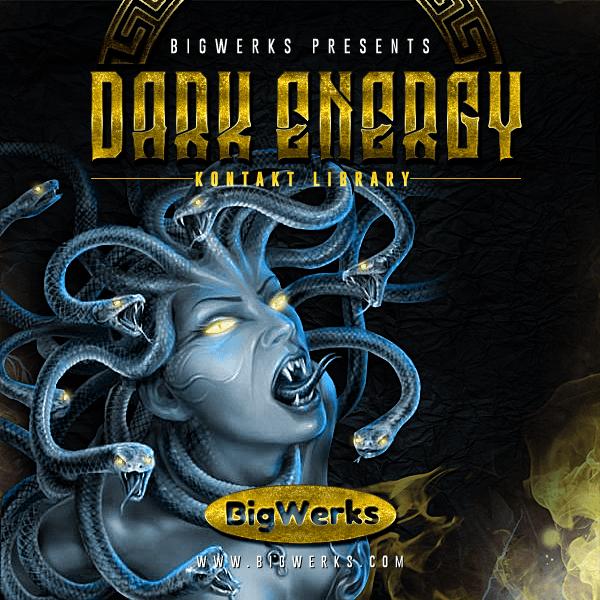 Dark Energy Kontakt Library -  #1 For High Quality Sounds Trap|R&b|Hip Hop|EDM|Cinematic|VST 1