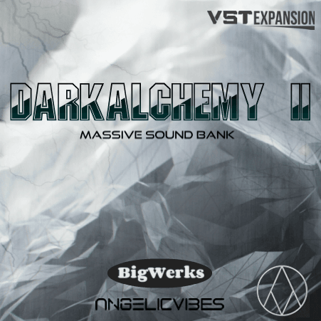 Dark Alchemy II - Massive vst 1