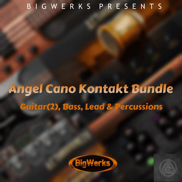 Angel Cano Kontakt Bundle 1