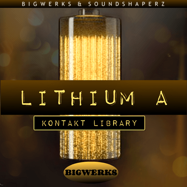 Lithium A Kontakt Library (3rd party) 1