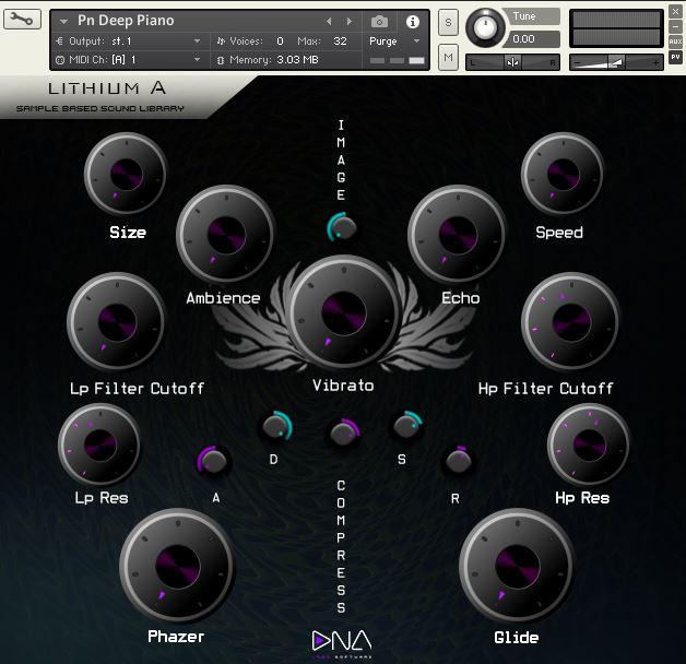 Lithium A Kontakt Library (3rd party) 2