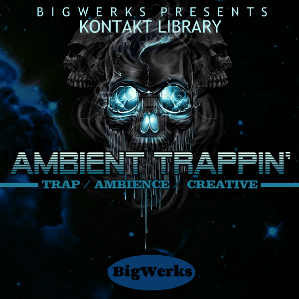 Ambient Trappin Kontakt Library - #1 In High Quality Sounds - Trap|R&b|Hip Hop|VST 1