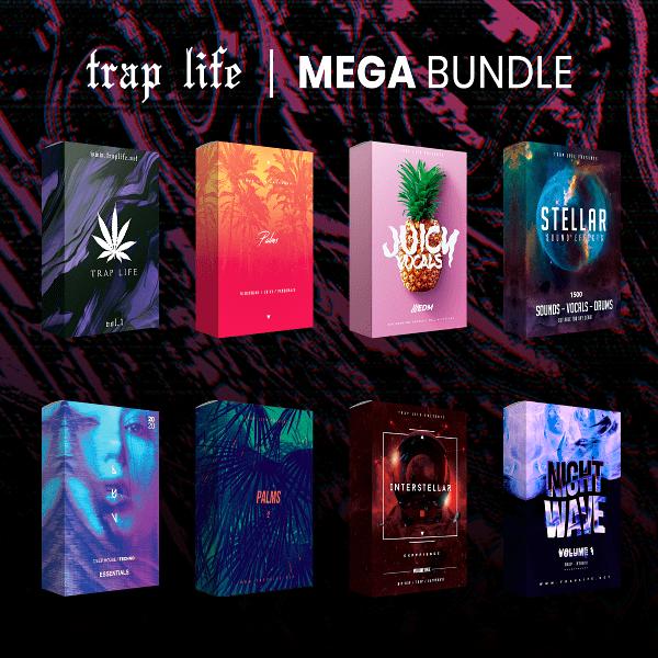 Trap Life Mega Bundle 1