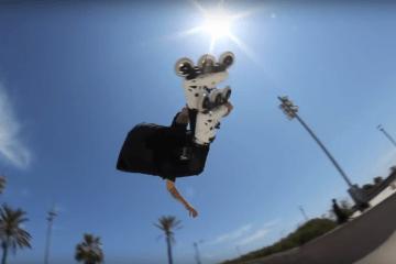 Blanco – Nick Lomax on Powerslide Imperial Supercruiser Skates