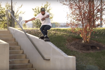 Anthony Medina Drops LOCAL an Austin, Texas Blading Video