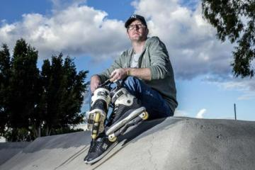 qt.com.au: Aaron Farmer is Calling for a Skatepark at Springfield Central
