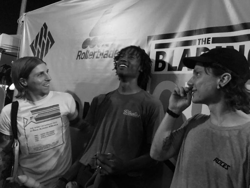 Alex, Philip and Nils took the top 3. Photo by Miguel Angel Ramos.