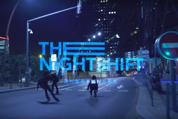 "Rollerblade Presents ""The Nightshift"" by Niels Groenendijk"
