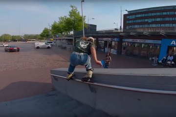 Blading Amsterdam / feat. Yuto Goto