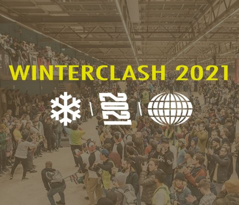 Winterclash Goes Digital for 2021 – Bringing the Inline Skating World Together Feb. 18th-20th