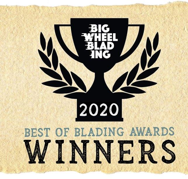 2020 Best of Blading Awards Winners