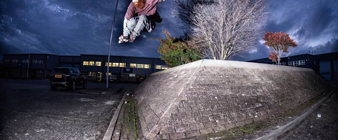 Interview with Inline Skating Photographer Cam Wiggins of Desborough, England