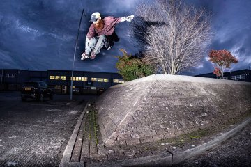 Interview with Inline Skate Photographer Cam Wiggins of Desborough, England