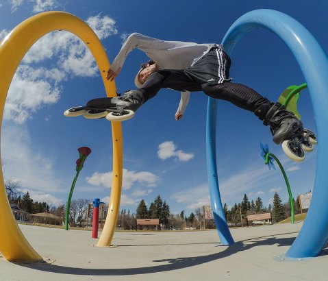 Catching up with Dustin Werbeski to Discuss  Life and Blading In the Plains of Saskatchewan