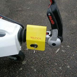 Milenco Light Weight Hitch Lock