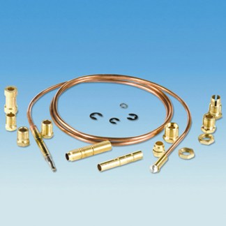 Thermo Coupler Gas Copper Connector Kit TC0504